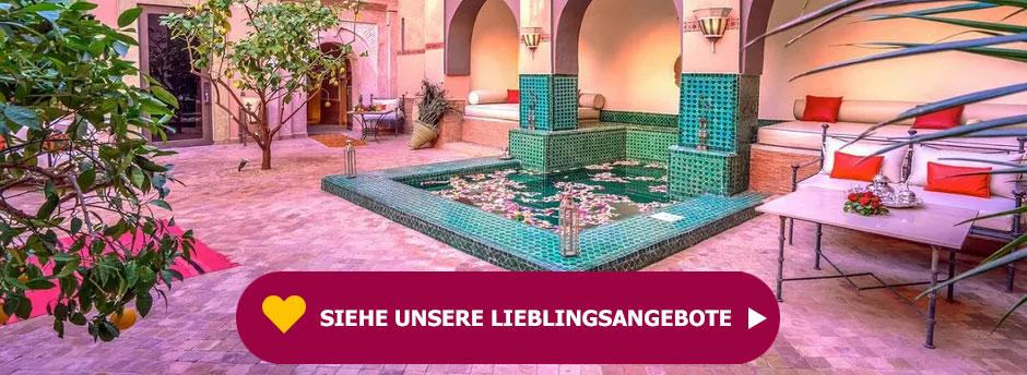 Buchen Sie im Medina Privilège Hotel für einen außergewöhnlichen Urlaub in Marrakesch