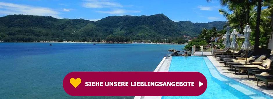 Entdecken Sie das Sonderangebot für Ihren Urlaub in Phuket